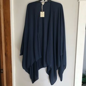 Donni Charm Wonder Cape Blue